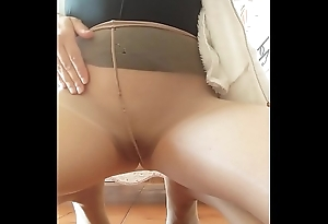 pantyhose without...