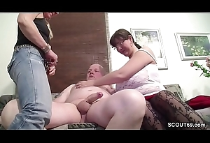 German Nasty Man Seduce a handful of hot MILFs ergo Fuck