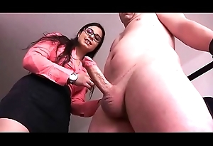 Insulting CHASTITY CUCKOLD SLAVE TRAINING