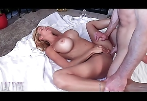 Alexis Fawx- Sensual Suite real sexual intercourse with real orgasms &amp_ Grease someone's palm