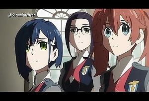 Darling in someone's skin FranXXX - The 3rd Wave ( Episode 8 )