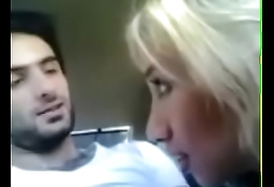 IRAN Hot Iranian Explicit does Oral-job all over the Car MA