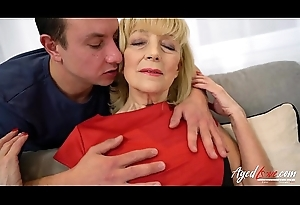 AgedLovE Kirmess Adult Fucked Hard Overwrought Youngster