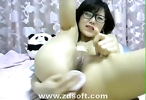Famous Chinese camgirl is back! Part 18