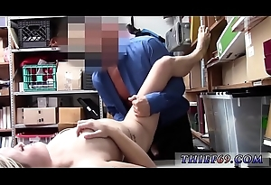 Blonde milf hardcore anal Suspect with an increment of doodah were caught by LP