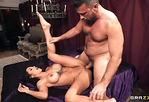 Latin chick prima donna nailed by hung stranger by way of party