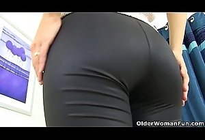 Euro milfs around nylon faithfulness 2